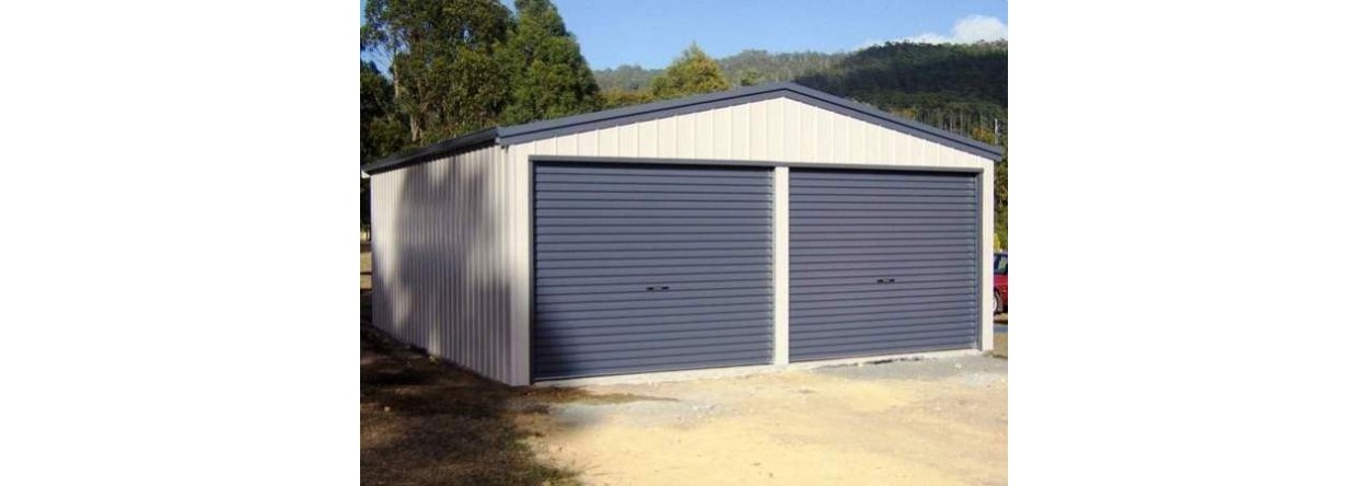 Построить гараж своими руками недорого 6 9 из сэндвич панелей 32